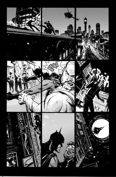 Batman Hope Final Page 1
