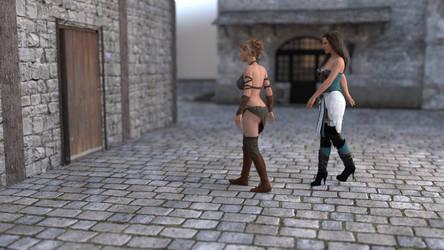 Romancing the Kingdom Prologue Redone by gatesjillianwriter