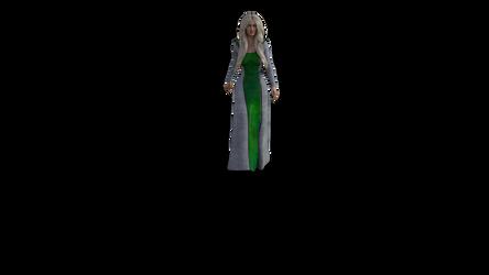 Rapunzel got a hair cut in Sword of Wonder 24 by gatesjillianwriter