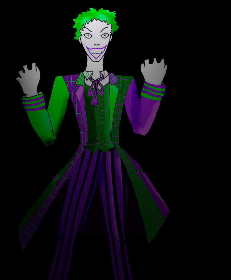 Halloween - Sixth Doctor by Rabenstolz