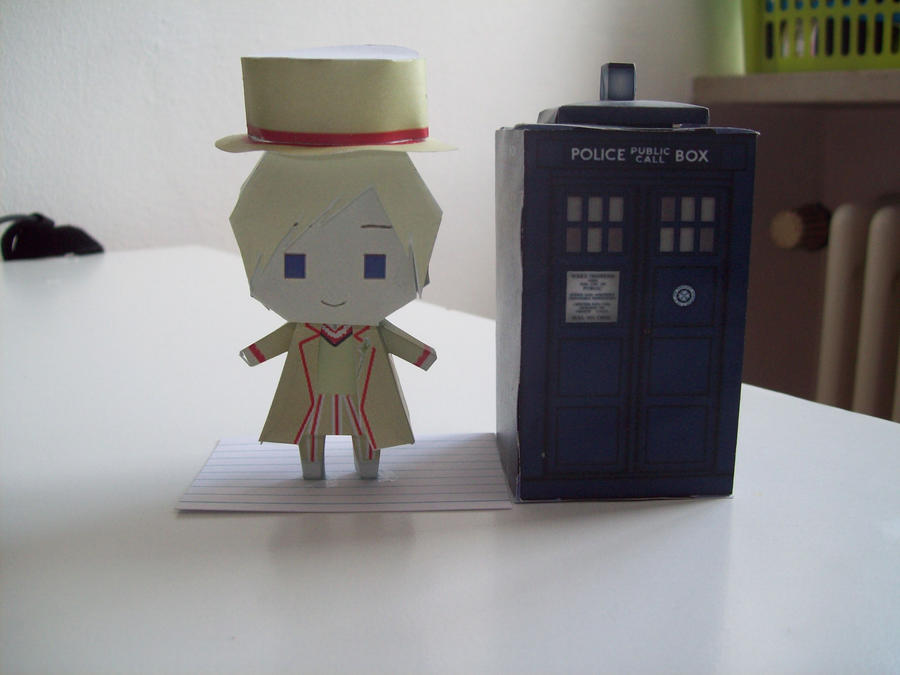 Doctor Who Paperdolls - 5 by Rabenstolz