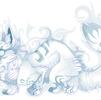 Ghost Cat by Enu