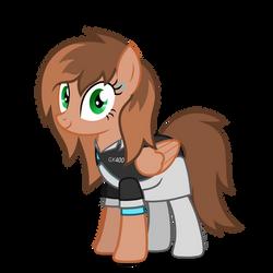 MLP - Android Pony by KathrineTheGamerPony