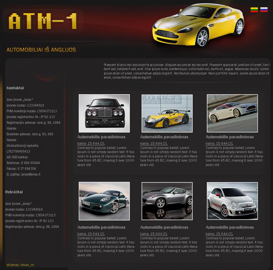 amt-1 by rokasm