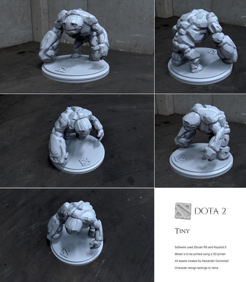 Dota2 Tiny by altermind