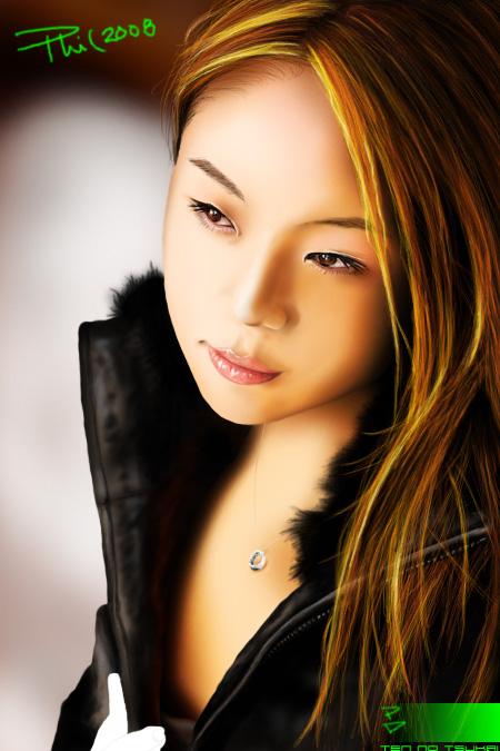 Jenny Jung by tsukai1