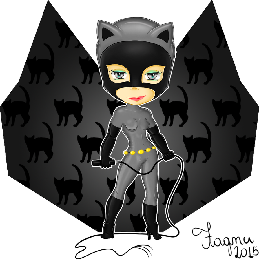 Famosos CatWoman - Mulher-Gato by Fagner1994 on DeviantArt UK84