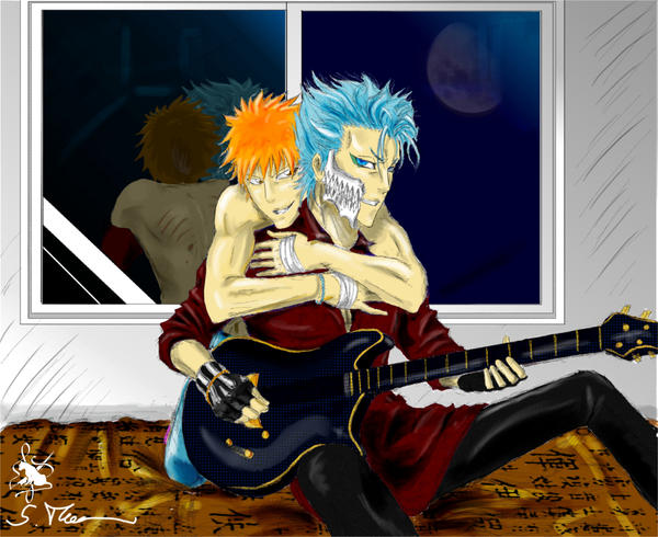 GrimmIchi-Guitar by Zartbitter-Salat