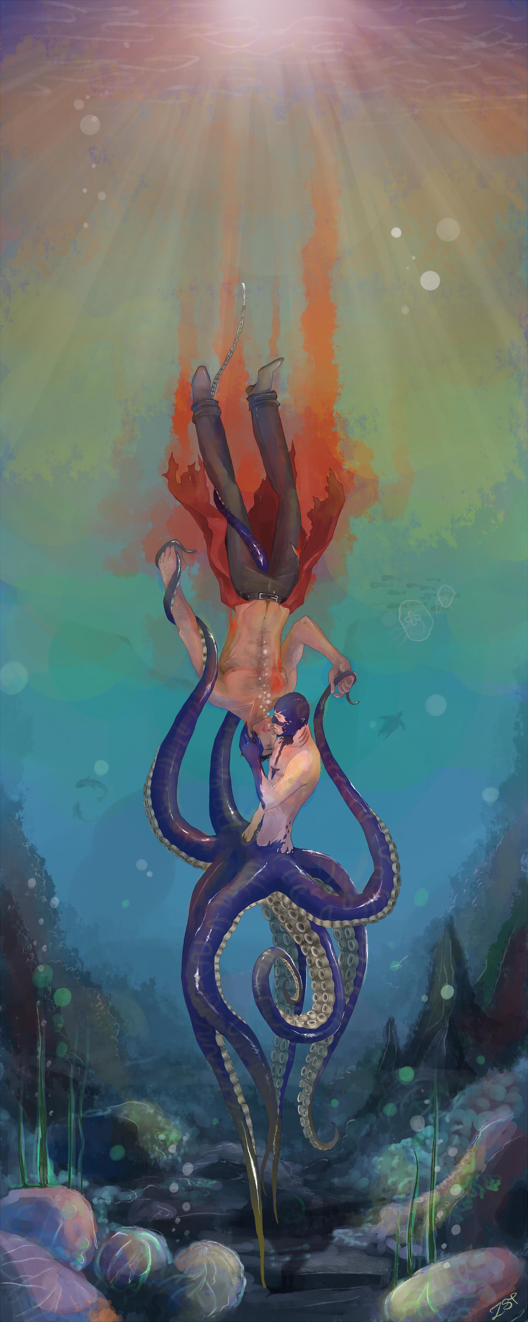 Drowning by Zartbitter-Salat