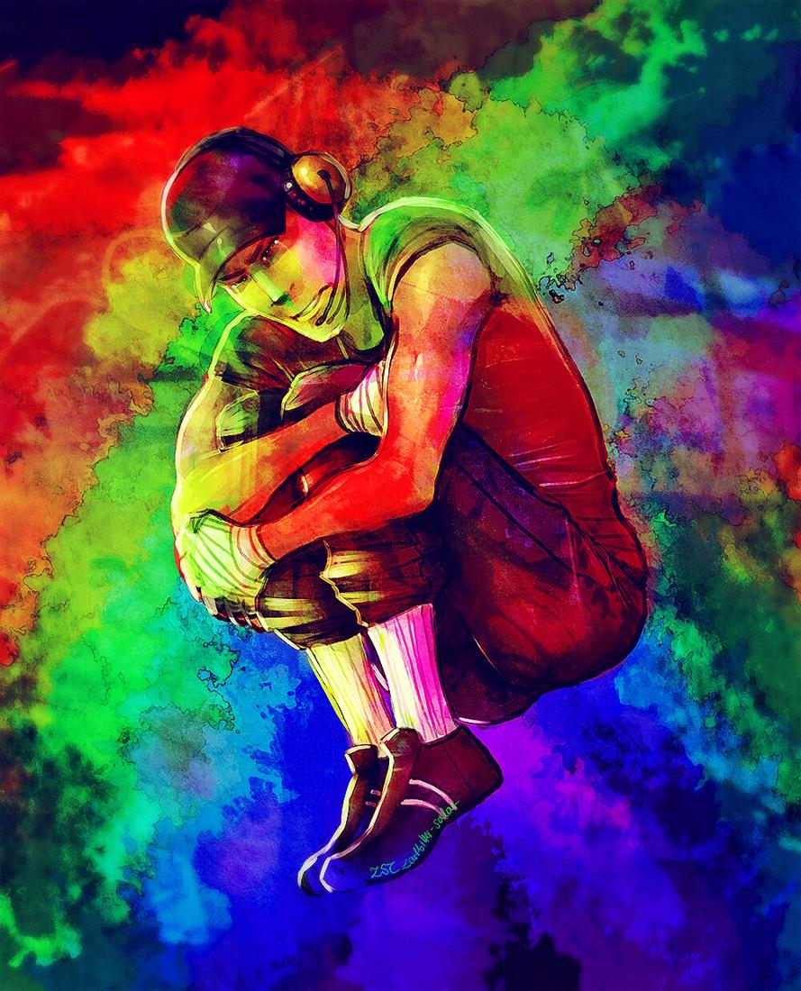 Rainbows by Zartbitter-Salat