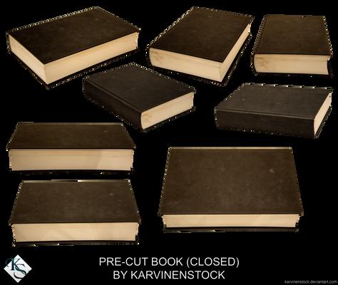 Closed Book (Pre-cut Stock)