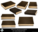 Closed Book (Pre-cut Stock)