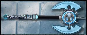 Futuristic Ice Axe
