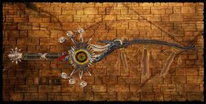 Elemental Blade: Sand