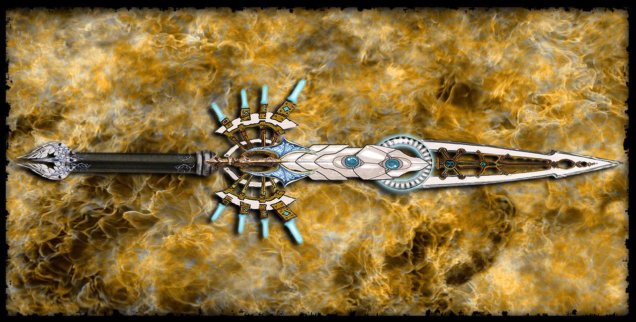 Elemental Blade: Light by Unkn0wnfear