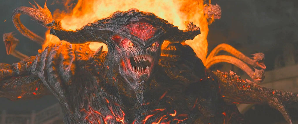 Demon King by Unkn0wnfear