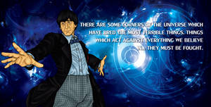 Doctor Who 2 by CosmicThunder