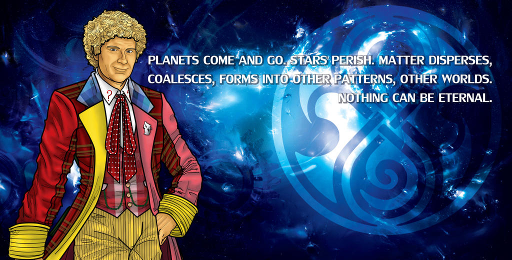 Doctor Who 6 by CosmicThunder