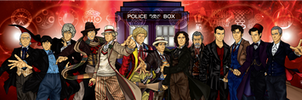 Doctor Who The 13 Incarnations