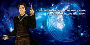 Doctor Who 8 (Night Of The Doctor)
