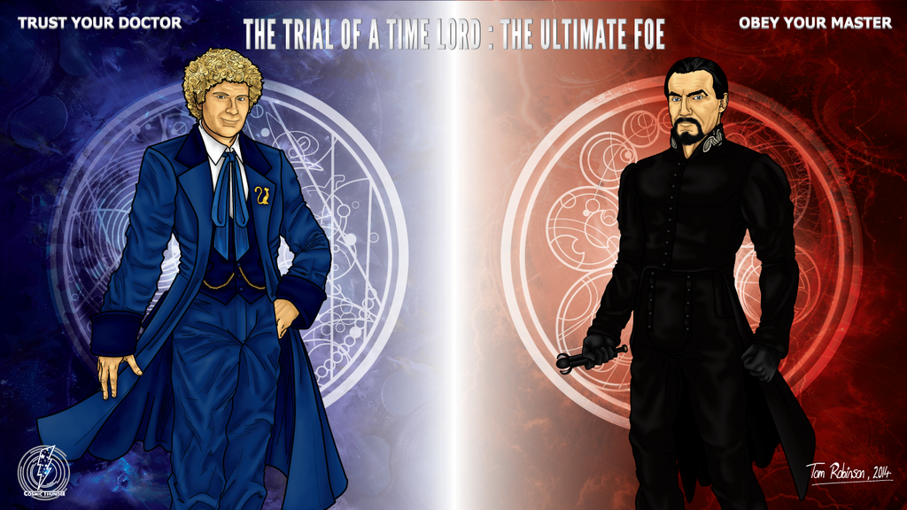 Trial of a Time Lord by CosmicThunder