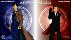 Last Of The Time Lord