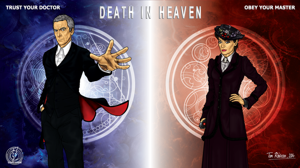 Death in Heaven by CosmicThunder
