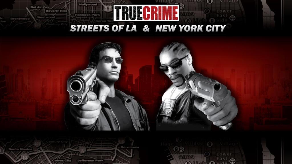 True Crime by CosmicThunder