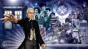 Doctor Who The 1st Doctor by CosmicThunder