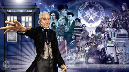 Doctor Who The 1st Doctor