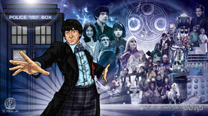 Doctor Who The 2nd Doctor