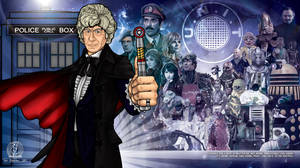 Doctor Who The 3rd Doctor