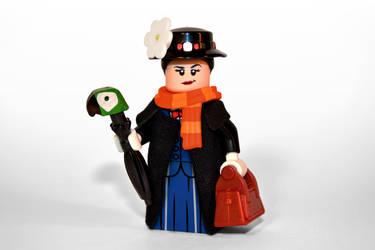 Lego Mary Poppins