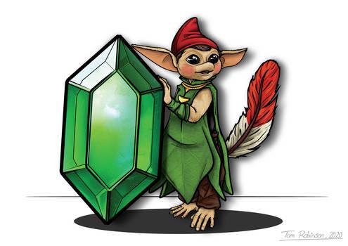 Legend Of Zelda The Minish / Picori