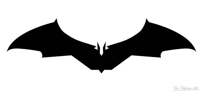 The Batman Robert Pattinson Bat Symbol