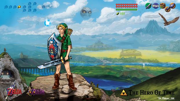 Legend Of Zelda - Young Link