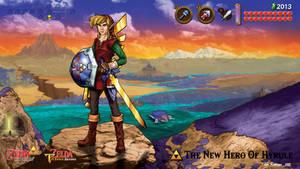Legend Of Zelda - Lorule