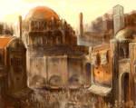 Athkatla - Dome of the Rose