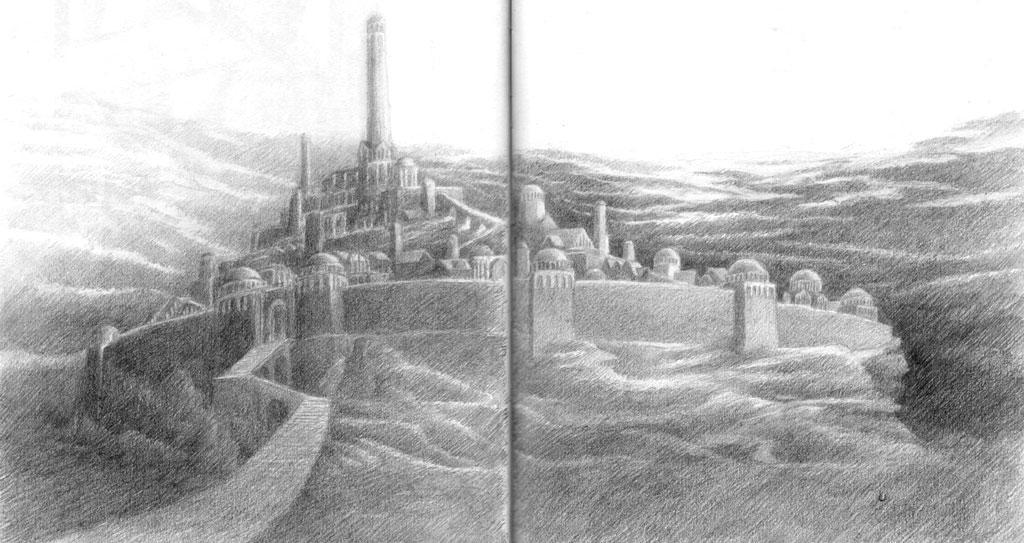 Gondolin by ElmUnderleaf
