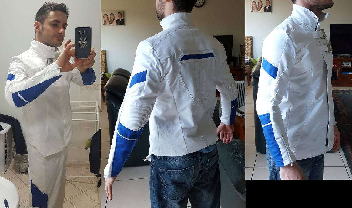 Mirrors Edge: Catalyst - Enforcer Cosplay WIP by LostDecay