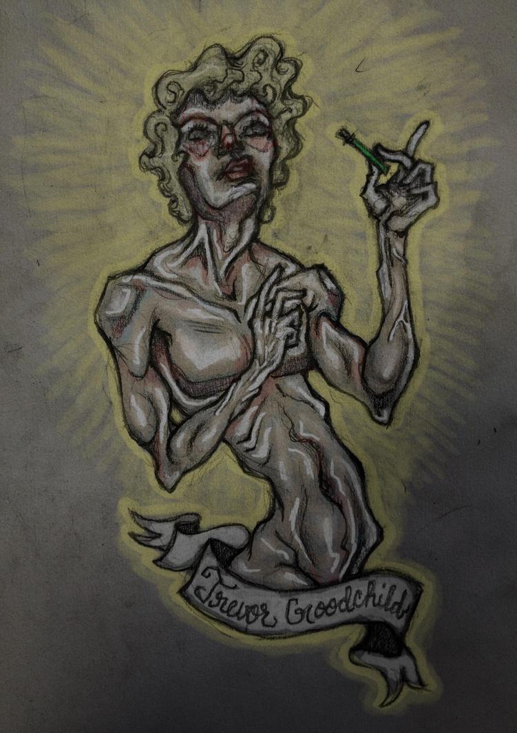 Trevor Goodchild by PoisonApple