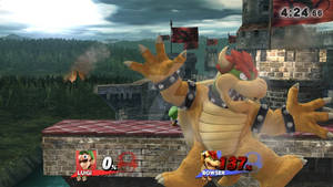 Bowser Can't Break the Fourth Wall