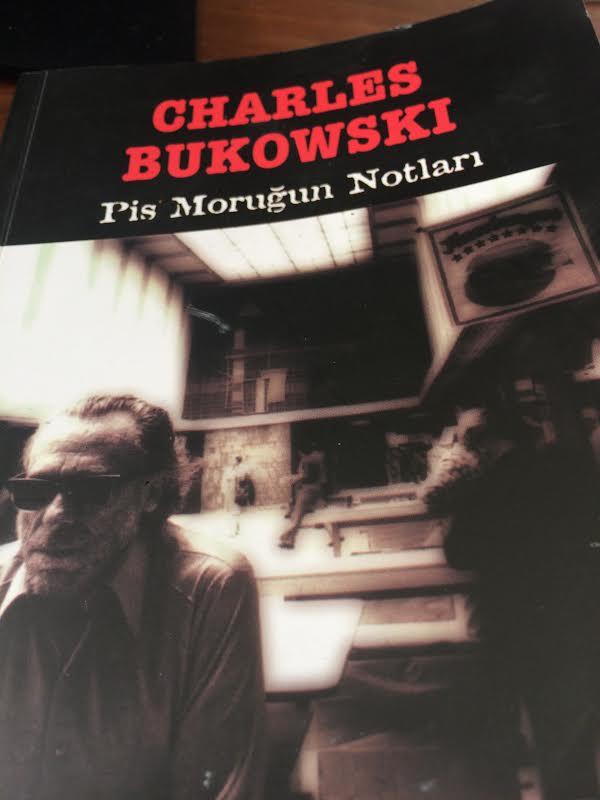 Kitap Bukowski 001