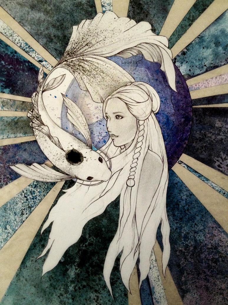 Moon Spirit by LaGelian