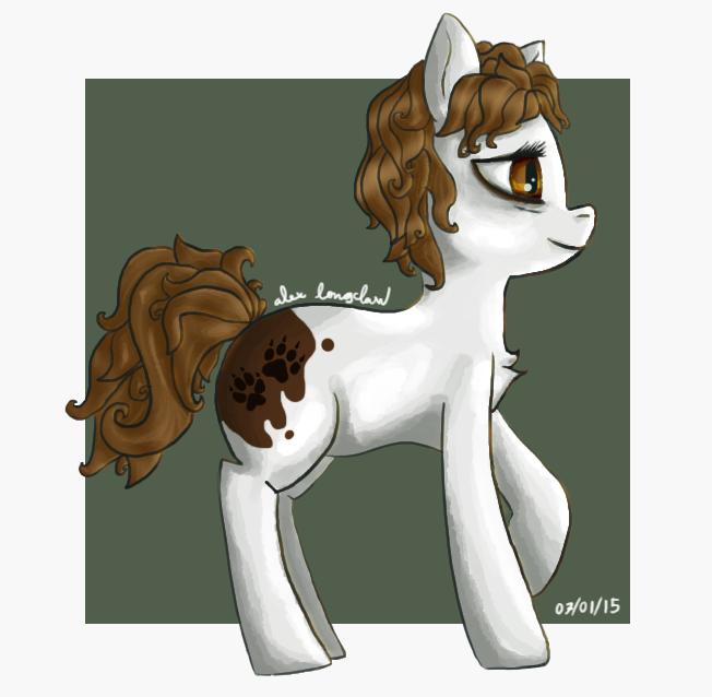 Pao's Pony by AlexLongclaw