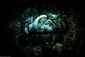 Quiksilver Wallpaper by RedAndWhiteDesigns