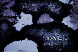 Halo Reach Wallpaper by RedAndWhiteDesigns
