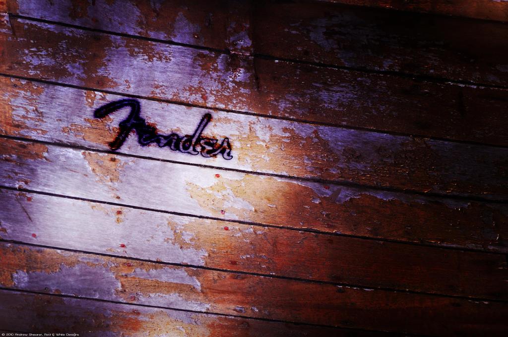 fender logo wallpaper - photo #35