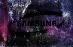 Samsung Wallpaper by RedAndWhiteDesigns