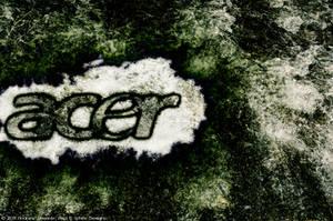 Acer Wallpaper by RedAndWhiteDesigns
